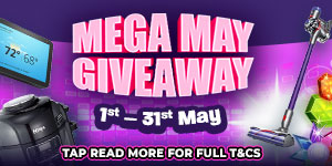 MEGA May Giveaway
