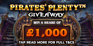 Pirates Plenty Giveaway