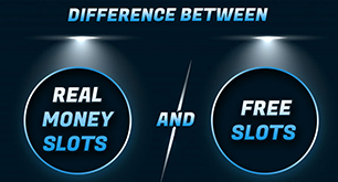 Difference between Real Money Slots And Free Slots