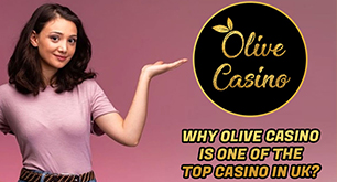 Why Olive Casino is one of the Top Casino in UK?